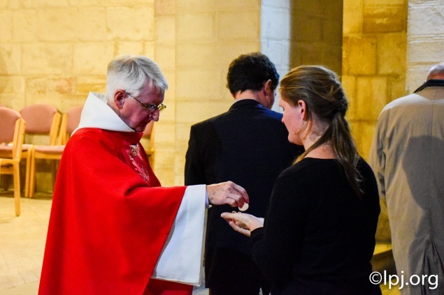 """Archbishop Pizzaballa: """"We must not approach Eucharist as a magic element. union with Christ does not cancel our humanity"""""""
