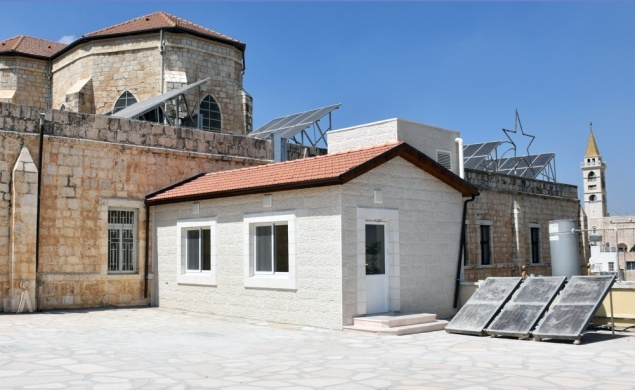 New elevator installed at Latin Patriarchal Seminary in Beit Jala