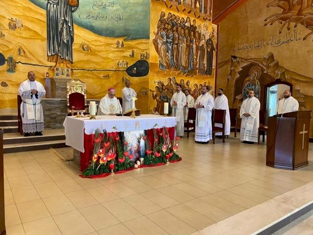 الكهنة الشباب في الأردن وفلسطين يبدأون دورتهم التثقيفية السنوية في مركز سيدة السلام