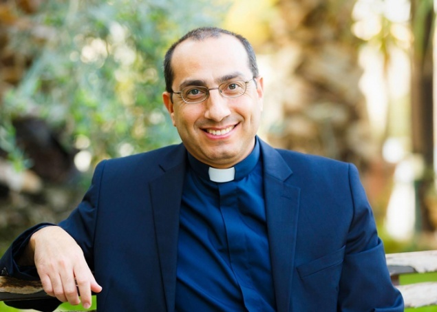Fr. Iyad Twal appointed Executive Vice President of Bethlehem University