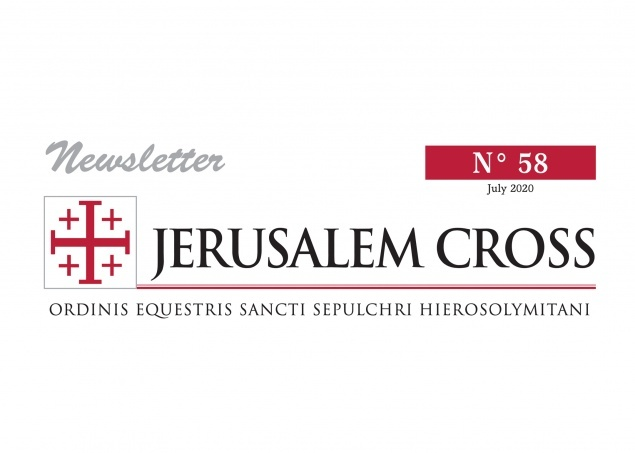 Jerusalem Cross Newsletter July 2020