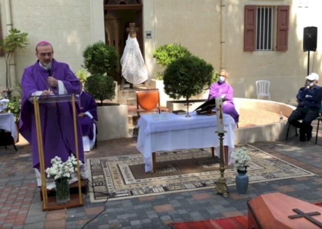 Homélie de Mgr Pierbattista Pizzaballa pour la messe de sépulture de Fr. Yohanan Elihai