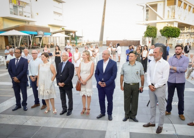 "The old port of Limassol hosts the ""The Latins of Cyprus"" exhibition"