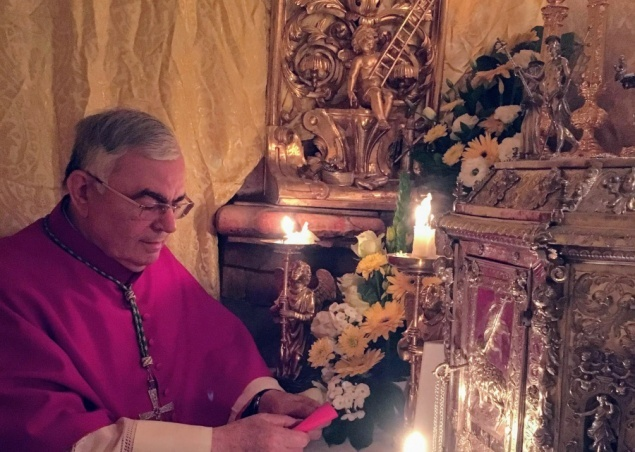 Pope Francis accepts resignation of Bishop Boulos Marcuzzo