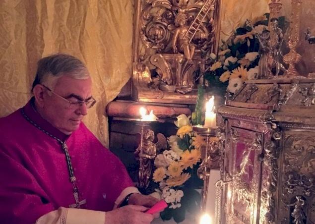 البابا فرنسيس يقبل استقالة المطران بولس ماركوتسو