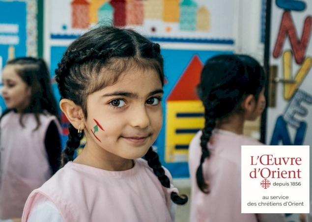 Moyen-Orient: la France s'engage en faveur des écoles chrétiennes francophones