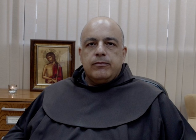 "Br. Ramzi Sidawi: ""Let's help each other with the Collection"""