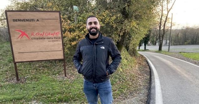 الشاب مجدي عبدالله من الزبابدة يتكلم عن خبرته المعاشة في إيطاليا
