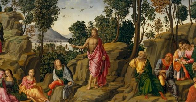 Meditation of Patriarch Pierbattista Pizzaballa: Second Sunday of Advent, Year B