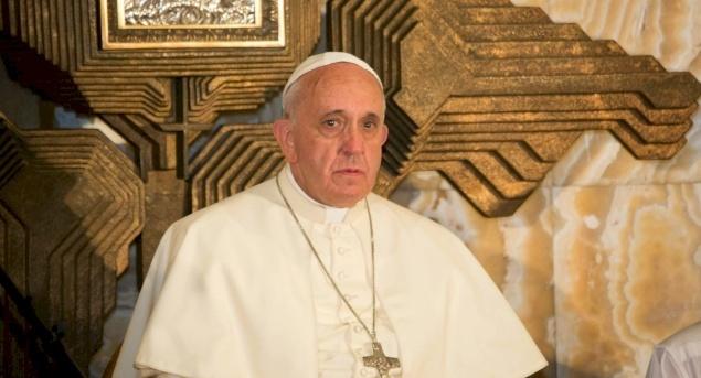 """البابا فرنسيس: """"أصلّي لكي تكون القدس مكانًا للصلاة والسلام"""""""