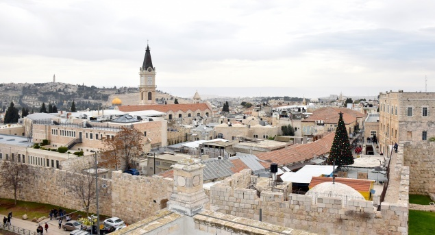Jerusalem Patriarchs and Heads of Churches send Christmas Message for 2020