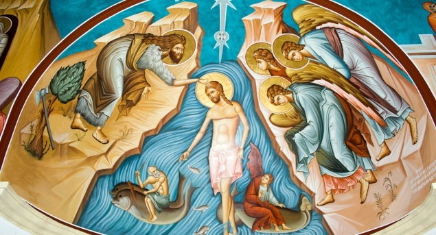 Meditazione del Patriarca Pierbattista Pizzaballa: Battesimo di Gesù, anno B, 2021