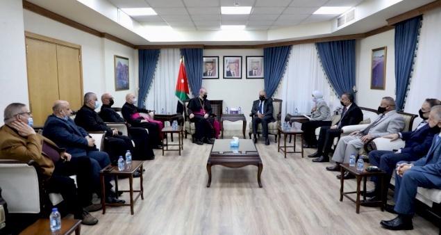 Patriarch Pizzaballa: Latin Patriarchate and Jordan maintain historic relationships