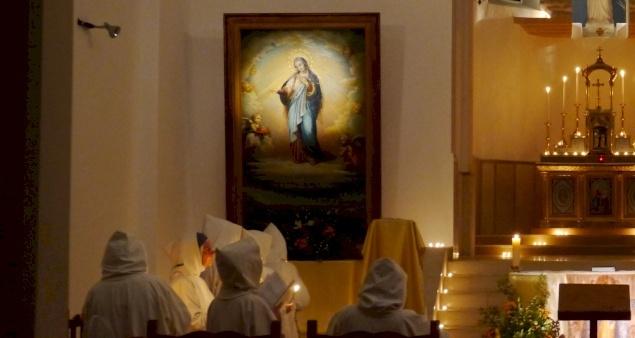 La Comunità Monastica delle Suore di Betlemme prega per gli oppressi e i sofferenti