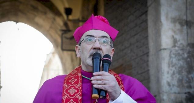 Domenica delle Palme 2021: Messaggio di Mons. Pierbattista Pizzaballa