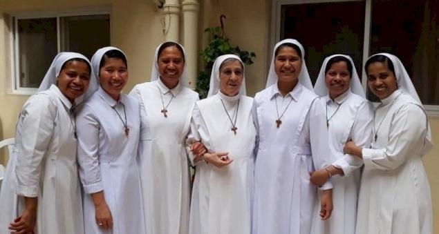 Oración de las hermans Franciscanas Hijas de Santa Isabel para la Semana Santa 2021