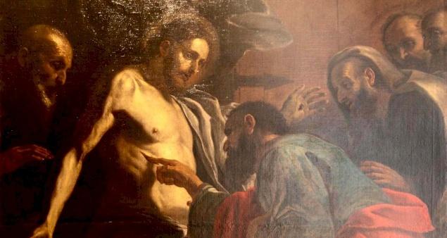 Meditación del Patriarca Pierbattista Pizzaballa: II Domingo de Pascua, Ciclo B, 2021