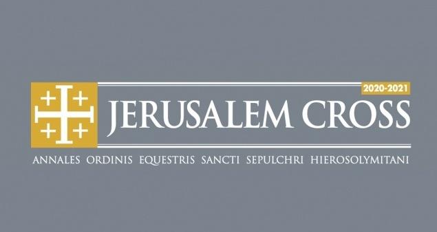 Jerusalem Cross magazine 2020 - 2021