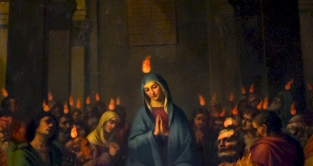 Veglia Pentecoste 2021: Omelia di Mons. Pierbattista Pizzaballa