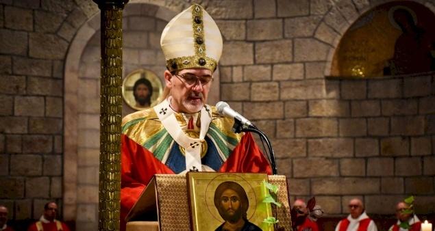 Homily of Patriarch Pierbattista Pizzaballa: Pentecost 2021