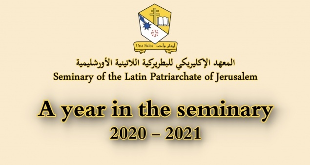 Activities of Latin Patriarchal Seminary of Beit Jala for year 2020- 2021