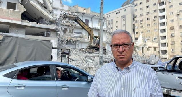 Reflections of Sami El-Yousef on Patriarch Pizzaballa's solidarity visit to Gaza