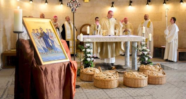 Méditation du Patriarche Pierbattista Pizzaballa : 17ème Dimanche du Temps Ordinaire, année B, 2021