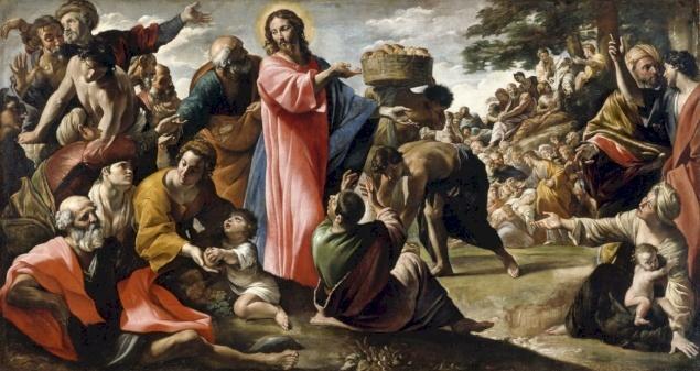 Méditation du Patriarche Pierbattista Pizzaballa : 18ème dimanche du Temps ordinaire, Année B, 2021