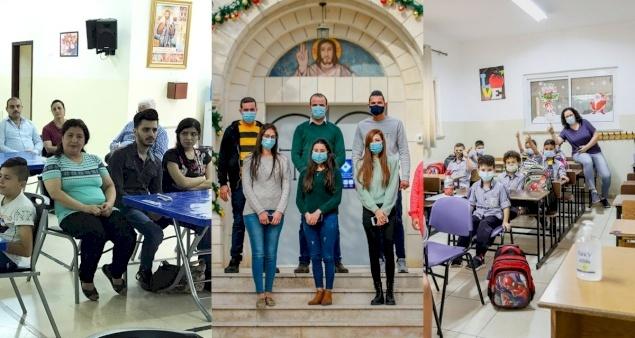 جمعية فرسان القبر المقدس في ألمانيا وغيرها تقدم مساعدات إنسانية عقب تفشي جائحة كورونا