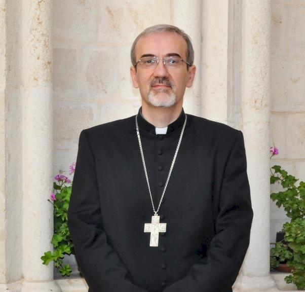 Biography of Patriarch Pierbattista Pizzaballa