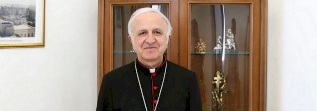 El Obispo William Shomali ha sido nombrado Vicario patriarcal de Jordania