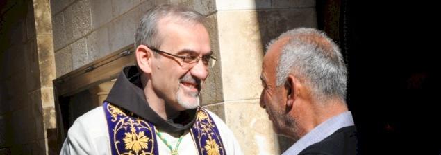 Messaggio del Padre Pizzaballa, nuovo Amministratore Apostolico, alla Diocesi di Gerusalemme