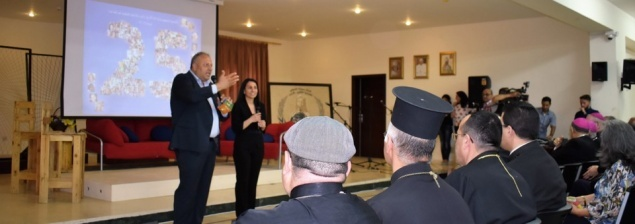 « Que tous soit un » : le mouvement des Focolari célèbre ses 25 ans de présence en Jordanie