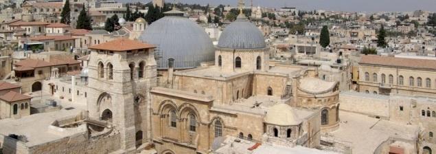 Message de Pâques des Patriarches et Chefs des Églises de Jérusalem 2017