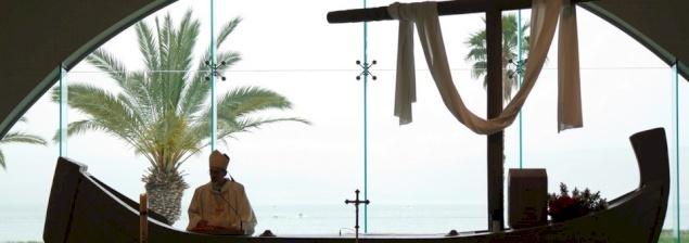 La fiesta de Santa María Magdalena se celebró en Magdala