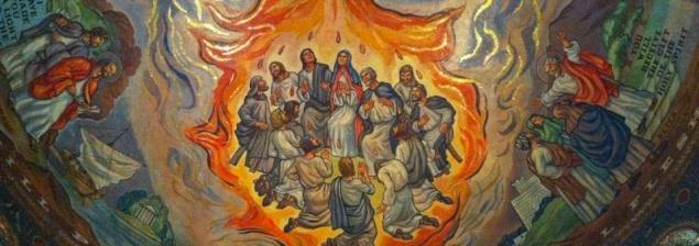 Meditazione di mons. Pizzaballa per la Solennità della Pentecoste 2017