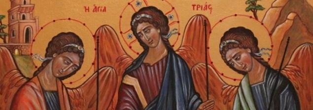 Homélie du dimanche de la Sainte Trinité A