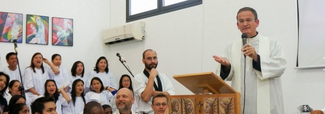 Changes at the Hebrew Speaking Vicariate of St. James