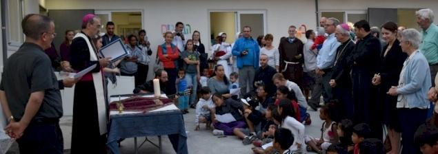 Bordeaux: una serata di beneficenza per sostenere l'apertura di un centro d'accoglienza a Gerusalemme