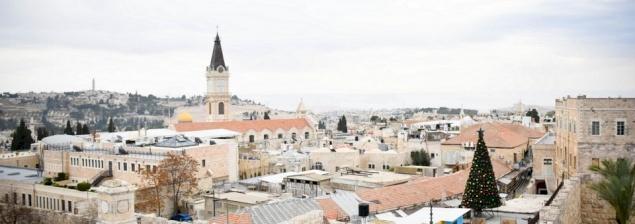 Messaggio dei Capi delle Chiese di Gerusalemme per il Natale 2017