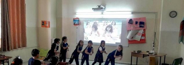 Nuove attrezzature di informatica per la Scuola San Giuseppe di Nablus