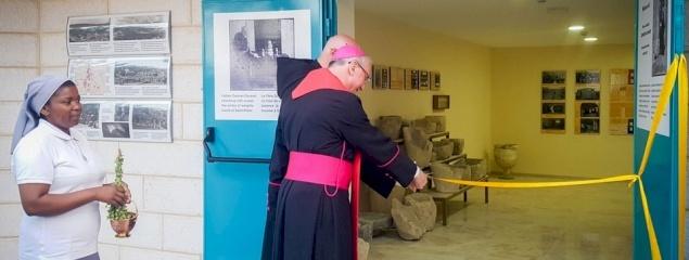 Un mémorial inauguré à Jérusalem lors des fêtes de Saint Pierre et Saint Paul