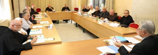 Assembly of Catholic Ordinaries holds biannual meeting in Amman