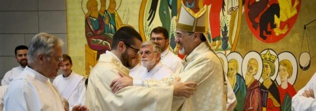 Ordinazione Diaconale al Redemptoris Mater della Galilea. Mons. Pierbattista:  «Il Diaconato è un servizio al cuore di Cristo, che è la Chiesa»