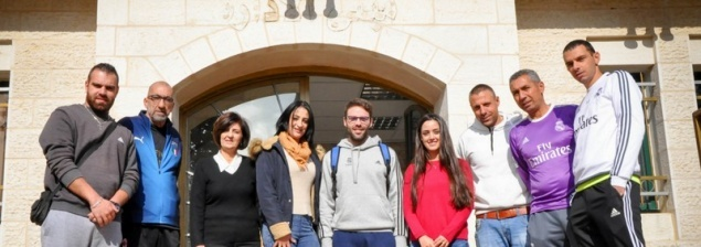Real Madrid Foundation continues its activities with trainers in Latin Patriarchate Schools