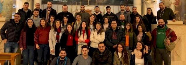 « Les Jeunes du pays de Jésus » prêts pour participer aux Journées mondiales de la jeunesse de Panama