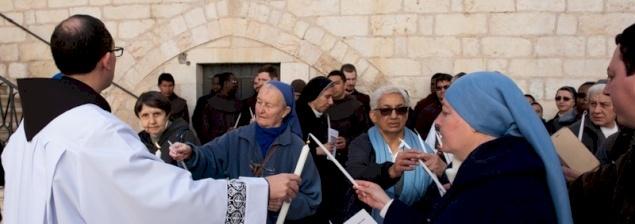 Journée de la Vie consacrée à Jérusalem : un appel à rendre le Christ visible