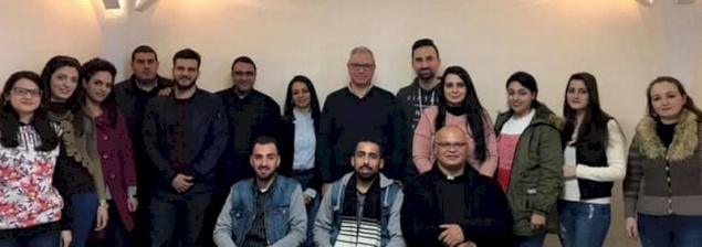 Réflexion sur le succès du programme d'emploi des jeunes à Gaza par Sami El-Yousef