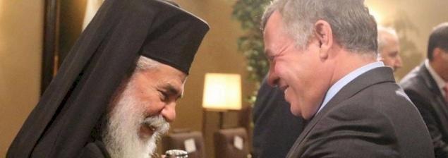 Le roi de Jordanie continue de financer la restauration du Saint-Sépulcre