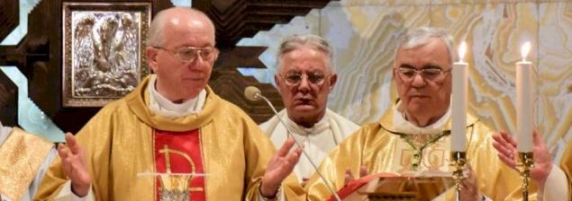 Deux Jubilés d'or d'ordination sacerdotale célébrés à Gethsémani